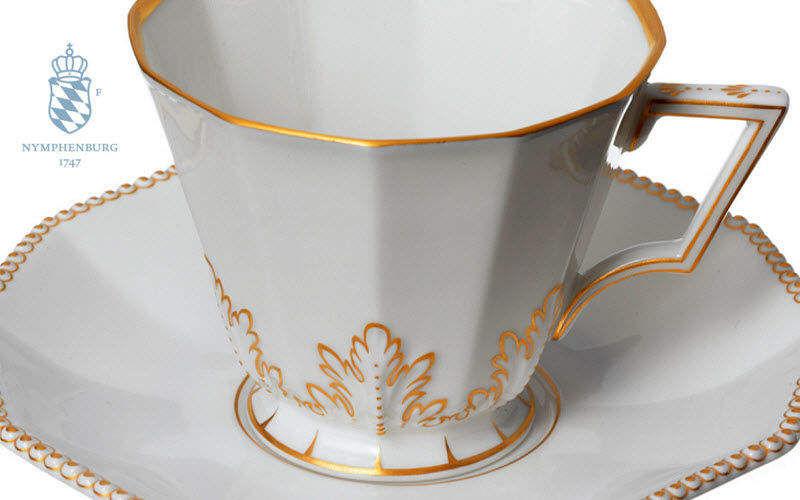 Nymphenburg Teetasse Tassen Geschirr  |