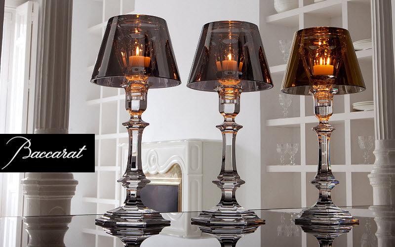 Baccarat Kerzenständer Kerzen und Kerzenständer Dekorative Gegenstände  |