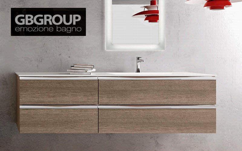 GB GROUP Waschtisch Möbel Badezimmermöbel Bad Sanitär  |