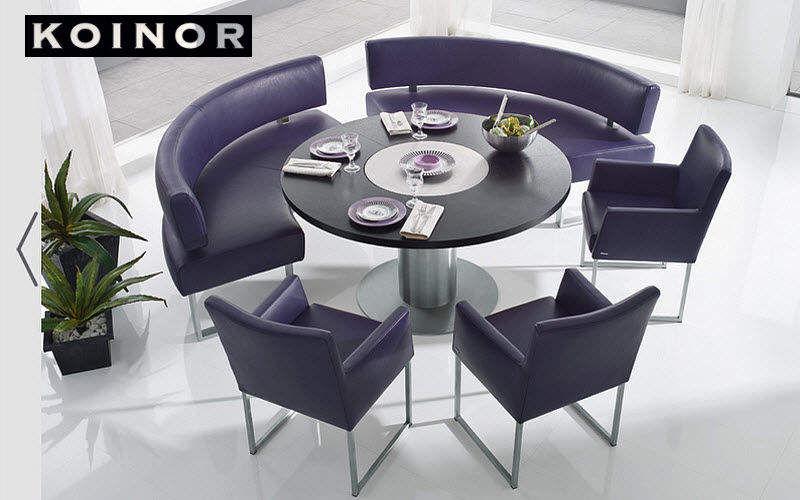 KOINOR Runder Esstisch Esstische Tisch  | Design Modern