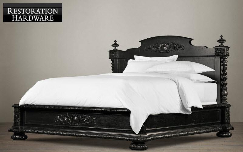 RESTORATION HARDWARE Doppelbett Doppelbett Betten Schlafzimmer | Klassisch