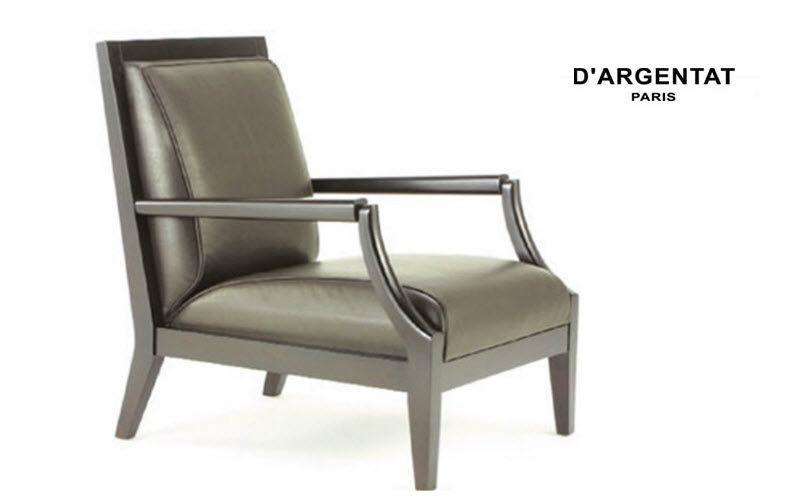 D'ARGENTAT PARIS Niederer Sessel Sessel Sitze & Sofas  |