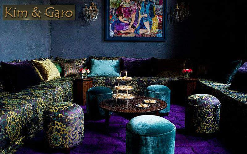 Kim & Garo    Wohnzimmer-Bar | Exotisch