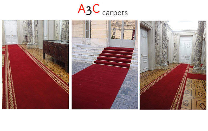 Moquettes A3C CARPETS Treppenläufer Teppichböden Böden  |
