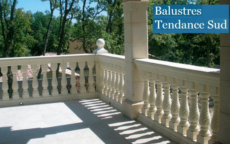 BALUSTRE TENDANCE SUD Stützsäule Gartenzaun Gartenhäuser, Gartentore...  |