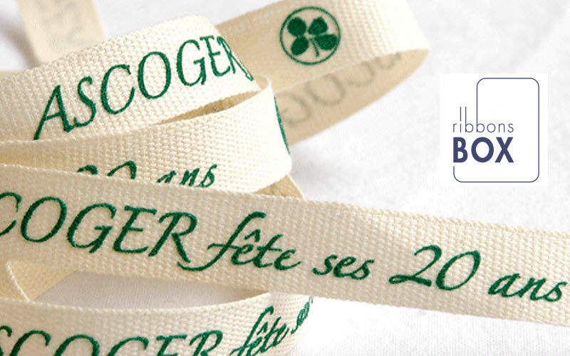 Ribbonsbox Personalisierbares Band Papier- und Schreibwaren Papetterie - Büro  |