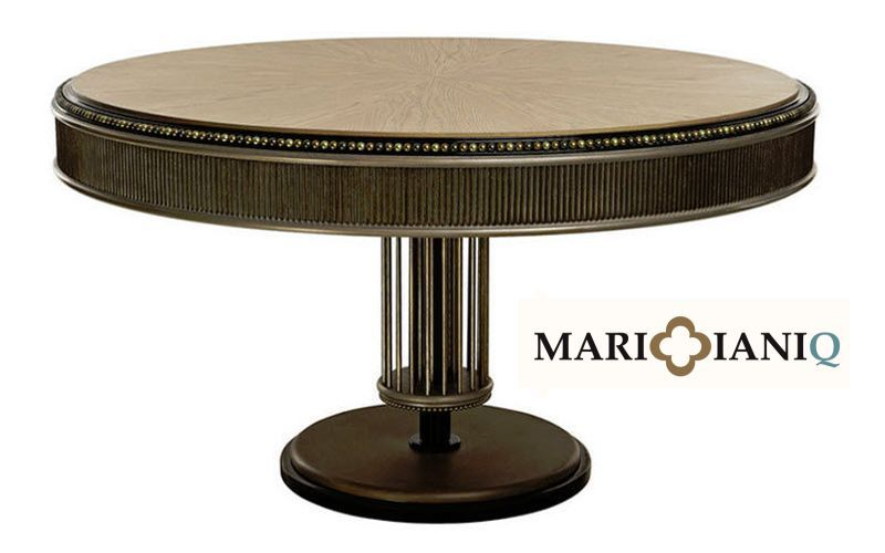 MARI IANIQ Runder Esstisch Esstische Tisch  |