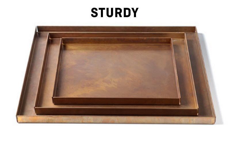 Martha Sturdy Tablett Platte Küchenaccessoires  |