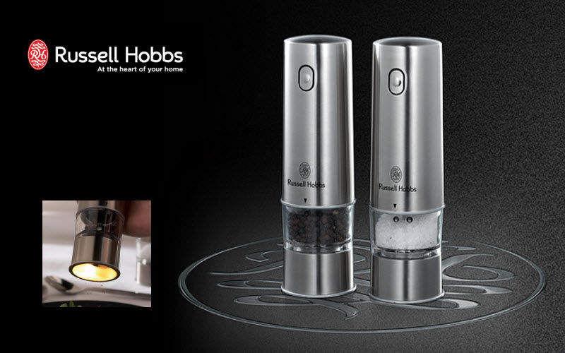 RUSSEL HOBBS Elektrische Pfeffer- oder Salzmühle Gewürze Tischzubehör  |