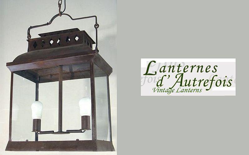 Lanternes d'autrefois  Vintage lanterns  |