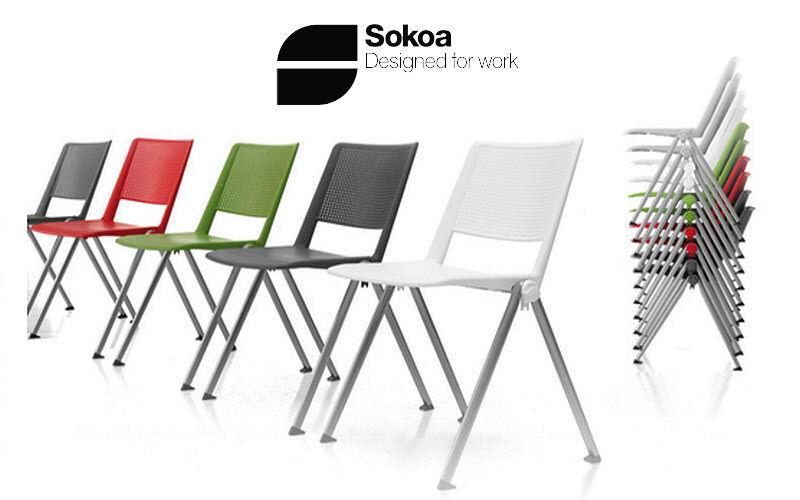 Sokoa Gemeinschafts Stuhl Bürostühle Büro  |