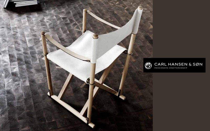 Carl Hansen & Son Regiestuhl Sessel Sitze & Sofas   