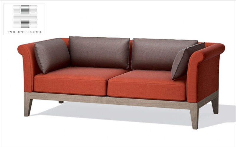 Philippe Hurel Sofa 2-Sitzer Sofas Sitze & Sofas  |