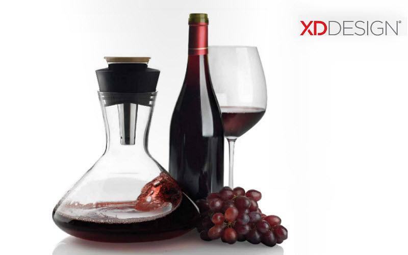 XD Design Dekantierer Flaschen und Karaffen Glaswaren  |