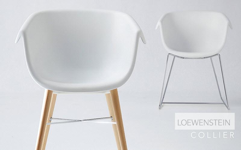 Loewenstein Stuhl mit Armlehne Bürostühle Büro  |