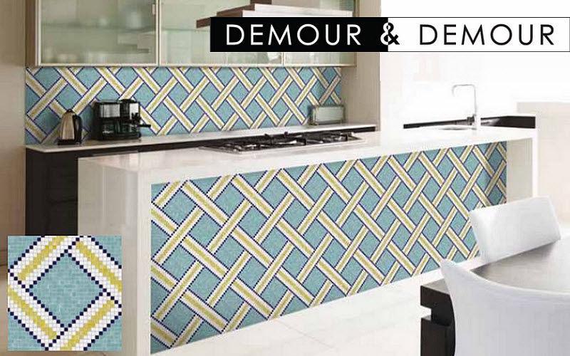 DEMOUR & DEMOUR Mosaïques Wand Fliesenmosaik Wandfliesen Wände & Decken  |