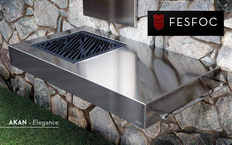 FESFOC Elektro-Grill Grill Außen Diverses  |
