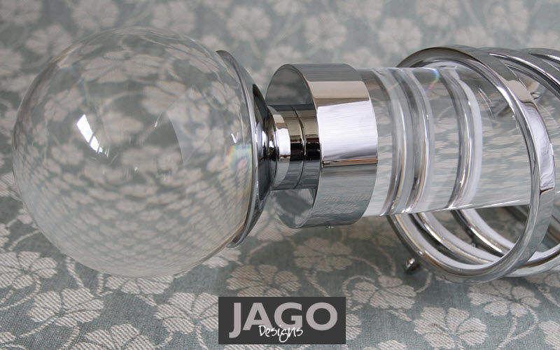 Jago Designs Gardinenstange Vorhangstangen und Zubehör Stoffe & Vorhänge  |