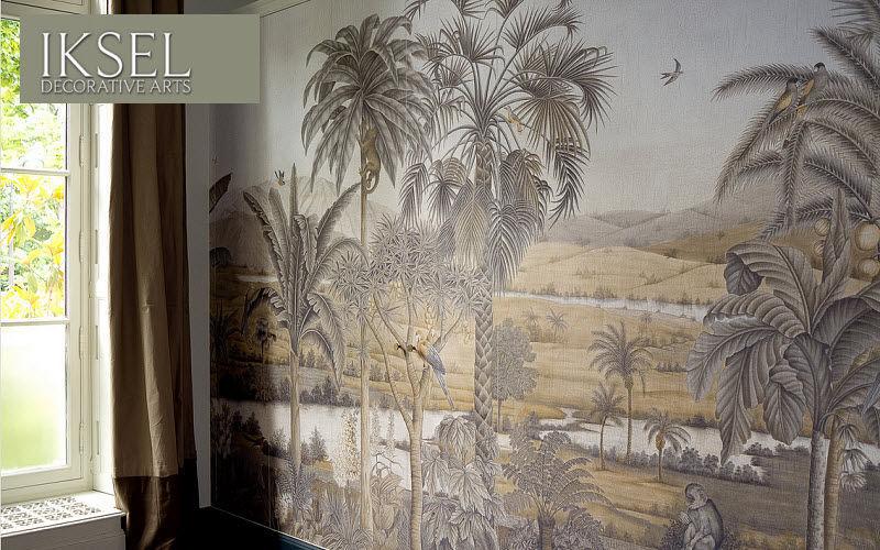 Iksel Panoramatapete Tapeten Wände & Decken  | Exotisch