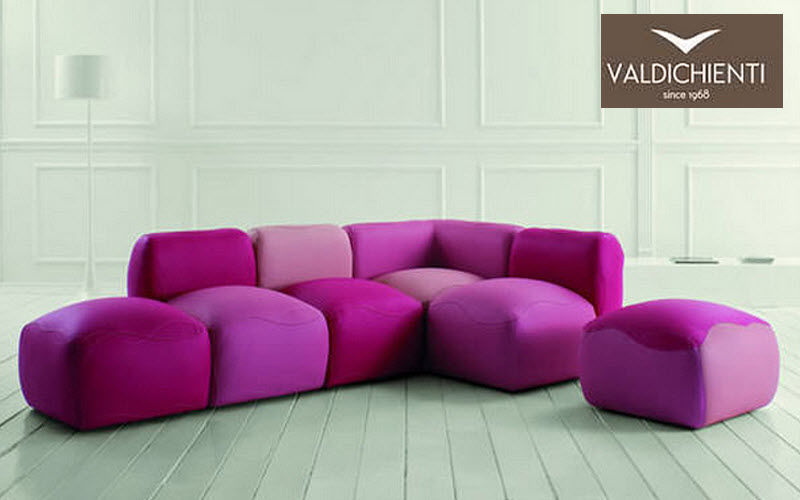 Valdichienti Variables Sofa Sofas Sitze & Sofas    Unkonventionell