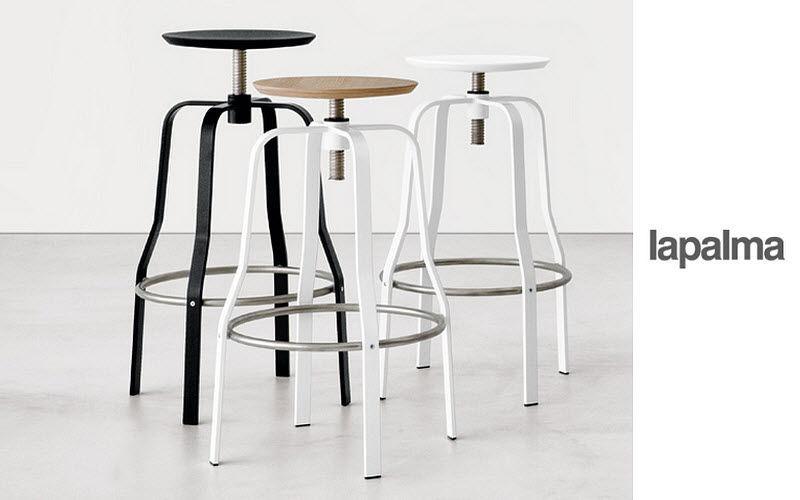 Lapalma Verstellbarer Barhocker Schemel und Beinauflage Sitze & Sofas  |