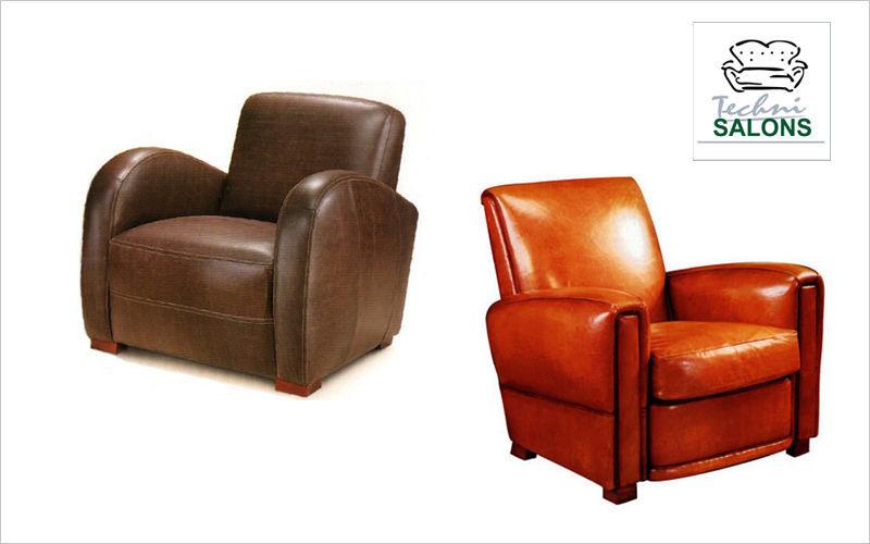 Techni Salons Clubsessel Sessel Sitze & Sofas  |
