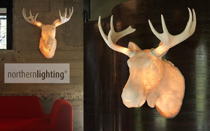 Northern Lighting Wandleuchte Wandleuchten Innenbeleuchtung Wohnzimmer-Bar   Unkonventionell