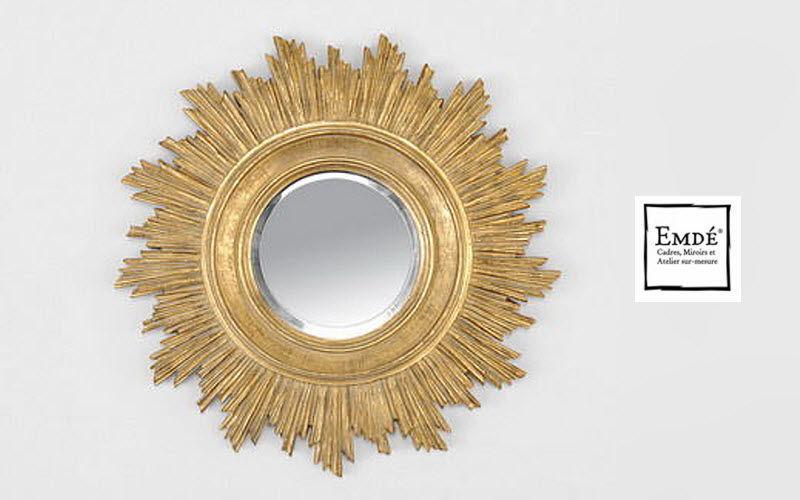 Emde Sonnenspiegel Spiegel Dekorative Gegenstände   