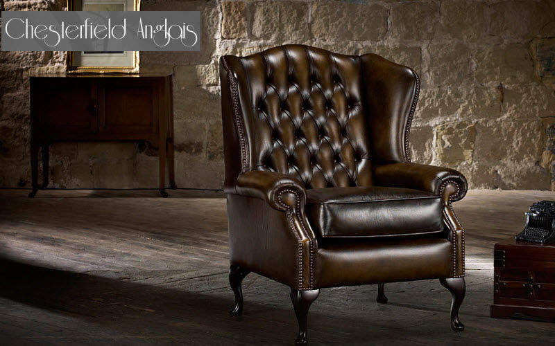 CHESTERFIELD ANGLAIS Chesterfield Sessel Sessel Sitze & Sofas  |