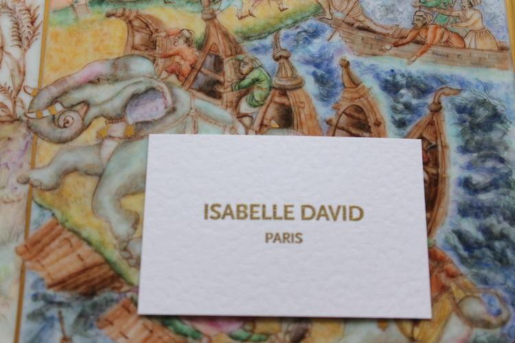 ISABELLE DAVID     |