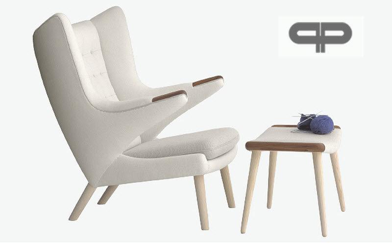 PP Møbler Ohrensessel Sessel Sitze & Sofas  |