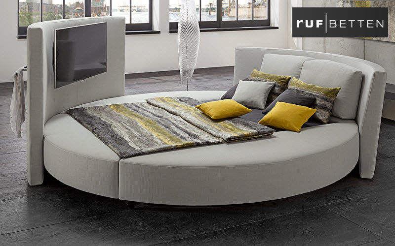 RUF BETTEN Rundes Doppelbett Doppelbett Betten  |