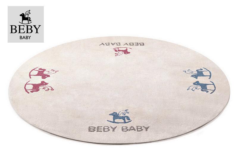 BEBY ITALY Kinderteppich Dekoration für Kinder Kinderecke  |