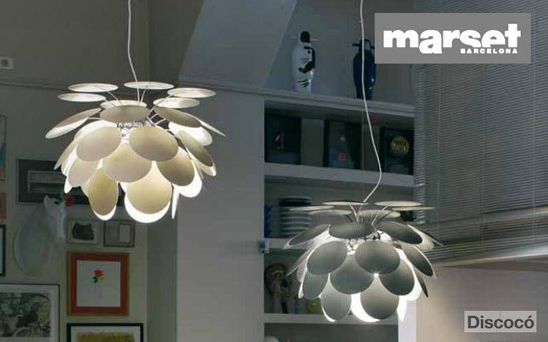 Marset Deckenlampe Hängelampe Kronleuchter und Hängelampen Innenbeleuchtung  |