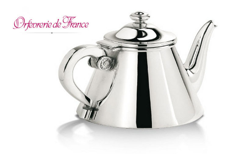 Orfevrerie De France Teekanne Kaffee- und Teekannen Geschirr  |