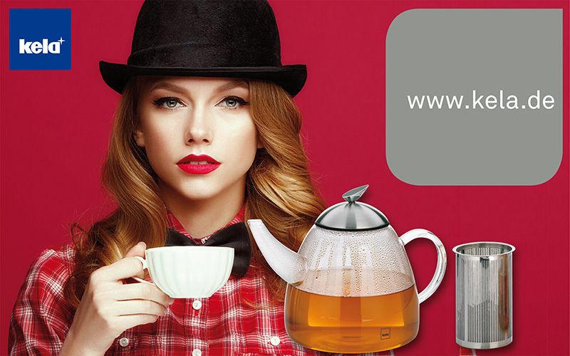 KELA  Teekanne Kaffee- und Teekannen Geschirr   