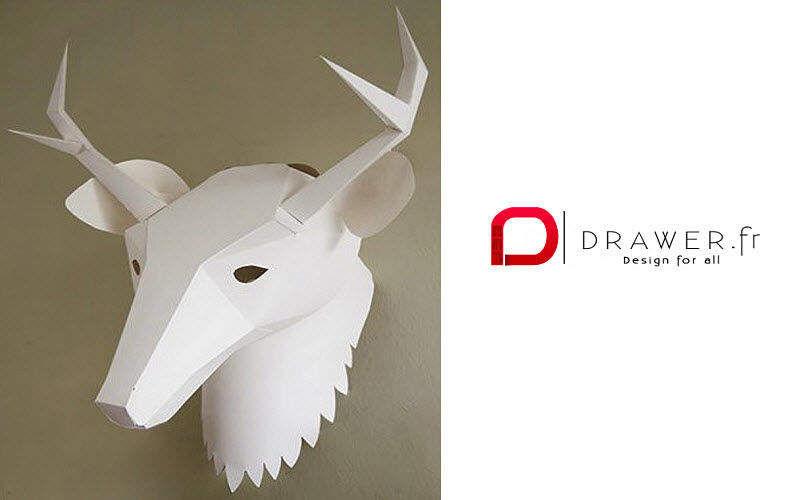 DRAWER Trophäe Verschiedene Ziergegenstände Dekorative Gegenstände  |