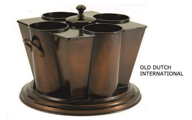 Old Dutch International Flaschenkühler Getränkekühler Tischzubehör  | Klassisch