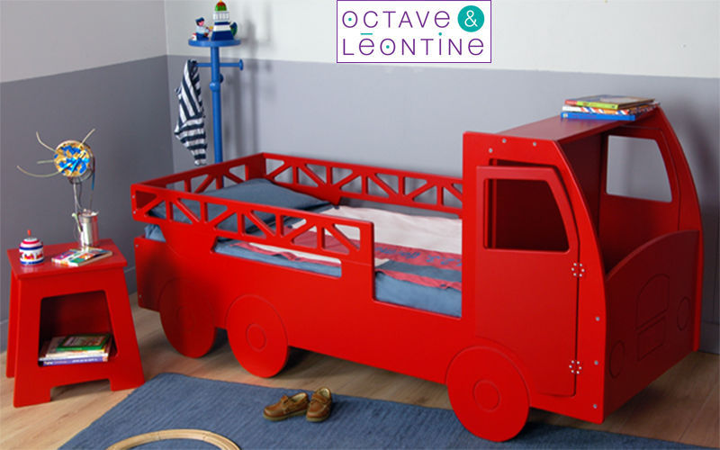 OCTAVE ET LEONTINE Kinderbett Kinderzimmer Kinderecke  |