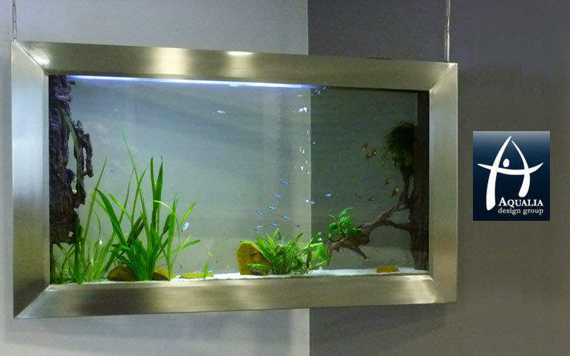 AQUALIA Aquarium Tiere Dekorative Gegenstände  |