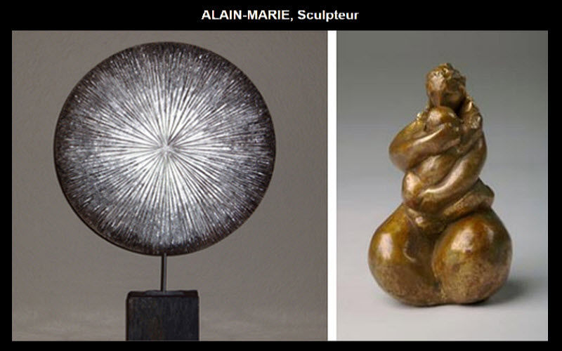 ALAIN-MARIE PARMENTIER Skulptur Figuren und Skulpturen Kunst  |