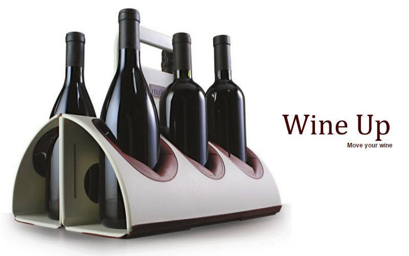 WINE UP Flaschenträger Regale Küchenaccessoires  |