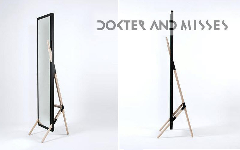 DOKTER AND MISSES Schwenkbarer Ankleidespiegel Spiegel Dekorative Gegenstände  |