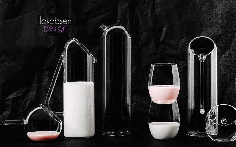 MARTIN JAKOBSEN Karaffe Flaschen und Karaffen Glaswaren  |
