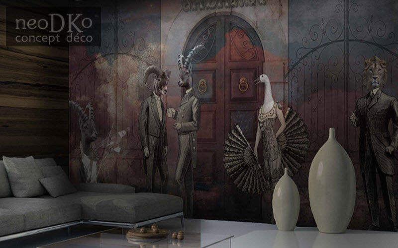 NEODKO DESIGN MURAL Panoramatapete Tapeten Wände & Decken  |