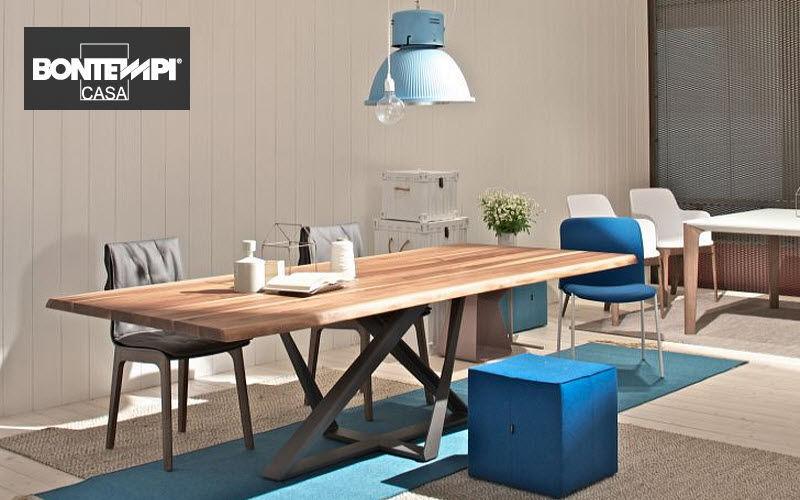 Bontempi Casa Paris Rechteckiger Esstisch Esstische Tisch  | Design Modern