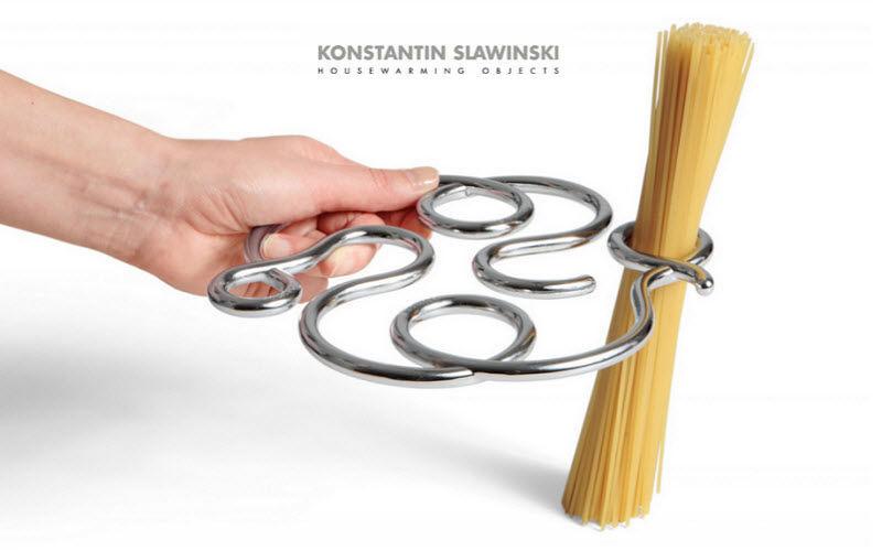 Konstantin Slawinski Kalibriergerät für Spaghetti Dosieren Messen Küchenaccessoires  |