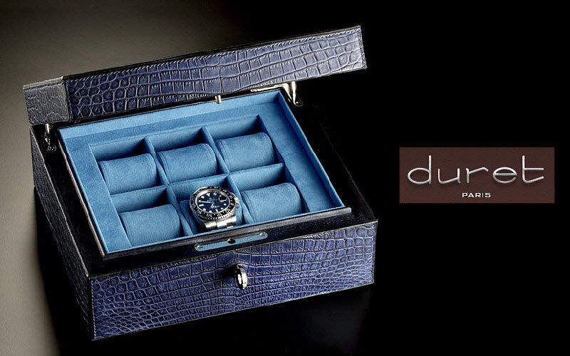 DURET Armbanduhrkasten Truhen Dekorative Gegenstände  |