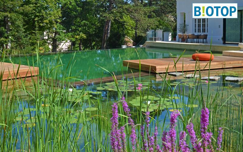 BIOTOP Ökologischer Pool Schwimmbecken Schwimmbad & Spa  |