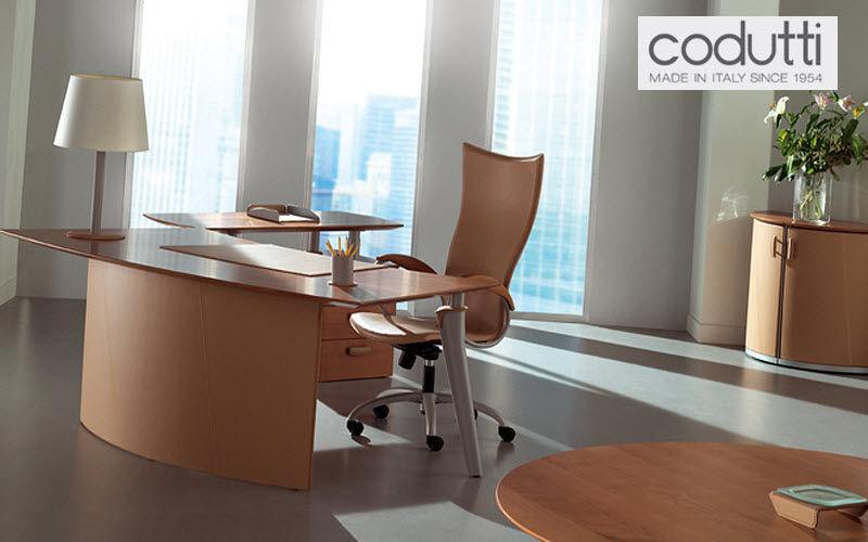 Codutti Direktionsschreibtisch Schreibtische & Tische Büro  |